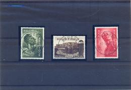 Nrs. 943/945 PRACHTIG Gestempeld Breendonk - Bélgica