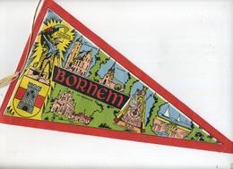BORNEM  (  Oude Toeristische    FIETS  WIMPEL   ) - Bornem