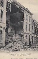 1914-18 / OORLOG / GUERRE / IEPER / RIJSELSTRAAT  / HUIS BAUS - Guerre 1914-18