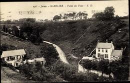 Cp Kanalinsel Jersey, St Helier, Vallée De Vaux - Inglaterra