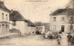 S 2  - 302  -      St  -  SORLIN  -  De  -  MORESTEL       -   ( 38 )    -        La   Place  - - Other Municipalities