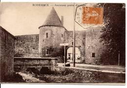 57 - RODEMACK - Ancienne Porte D'entrée - France