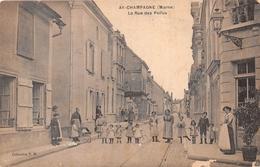 ¤¤   -   AY-en-CHAMPAGNE    -   La Rue Des Poilus        -   ¤¤ - Ay En Champagne