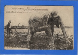 82 TARN ET GARONNE - LAVILLEDIEU L'Eléphant Laboureur (voir Descriptif) - Frankreich