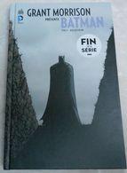 BD Batman (Grant Morrison Présente)  TOME 8. Requiem ....010320 - Batman
