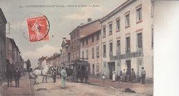 SAINT SYMPHORIEN DE LAY   HOTEL DE LA POSTE  LA MAIRIE - France