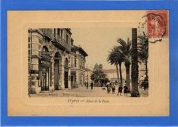 83 VAR - HYERES Place De La Poste (voir Descriptif) - Hyeres