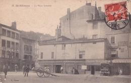 SAINT ETIENNE        LA PLACE GRENETTE    RESTAURANT BRAIZE + - Saint Etienne