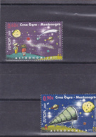 2009 - Europa Cept - Monténégro - N°YT 217 Et 218** - Europa-CEPT
