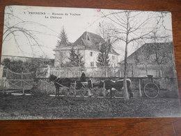Pressins,Hameau Du Vachon,Le Chateau - France