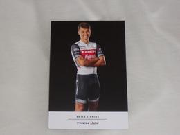 Emils Liepins - Trek Segafredo - 2020 - Cycling