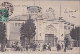 Châlons-sur-Marne - Le Cirque - Attelage D'Âne - Châlons-sur-Marne