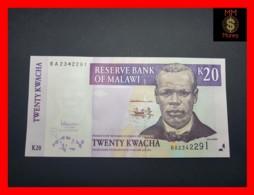 MALAWI 20 Kwacha 31.10.2007  P. 52 C  UNC - Malawi