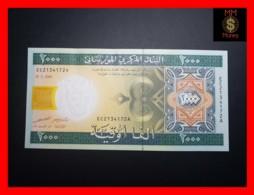 MAURITANIA 2.000 2000 Ouguiya 28.11.2006  P. 14 B  UNC - Mauritanien