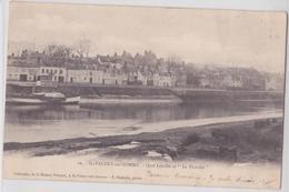 """Saint-Valéry-sur-Somme - Quai Lejoille Et Le Bateau Vapeur """"La Picardie"""" - Saint Valery Sur Somme"""