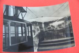Rieti Terminillo Stazione Della Funivia 1958 - Rieti