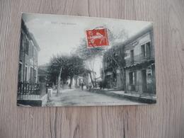 CPA 30 Gard Clet Rue Principale - Autres Communes