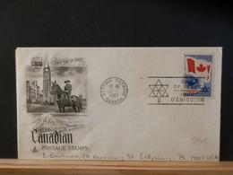 87/061   FDC   CANADA - Omslagen