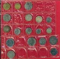 Lotto Per Appassionati Numismatici, 280 Monete Di Diversi Paesi - Molte FDC - Vedi Descizione Peso TOTALE  +/-1542 Gr - Vrac - Monnaies
