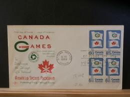 87/062   FDC   CANADA - Omslagen