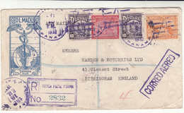 Panama / Airmail / G.B. - Panama