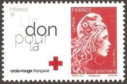 France N° 5283_A ** Marianne L'Engagée - Don Pour La Croix-rouge - France