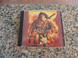 The Last Of The Mohicans - CD - Filmmusik