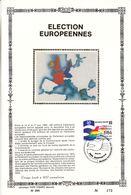 Idées Européennes - Belgique - Document De 1984 ° - Oblit Bastogne - Elections Européennes - - Idées Européennes