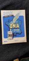 Protège Cahier Publicitaire ONIA ENGRAIS TOULOUSE 31 Illustration Lalary SAC BLE CARTE DE FRANCE Azote Nitrate Urée - Agriculture
