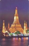 InterContinental Bangkok - Hotel Room Key Card, Hotelkarte, Schlüsselkarte, Clé De L'Hôtel - Hotelkarten