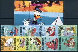 BARBUDA    Personajes De Disney  - 348 - Disney