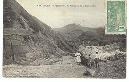FRANCE Guadeloupe 1907: CP Affranchie De 5 C. Pour La Métropole - Guadeloupe (1884-1947)