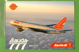 Lauda Air - Boeing 777 / Airline Issue - 1946-....: Modern Era