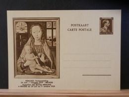 87/083  CP BELGE MEMLING  XX - Illustrat. Cards