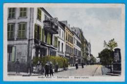ALLEMAGNE - SAARLOUIS - GROSSER MARKT - VOIR ZOOM - Kreis Saarlouis