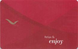 Mövenpick Marrakech, Morocco - Hotel Room Key Card, Hotelkarte, Schlüsselkarte, Clé De L'Hôtel - Hotelkarten
