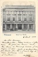 Tirlemont NA43: Hôtel De Ville 1899 - Tienen