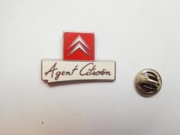 Beau Pin's En Zamac , Auto Citroën , Agent Citroën - Citroën