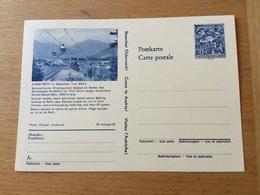 FL3527 Österreich Ganzsache Stationery Entier Postal P 416 53/25 Reith Seilbahn - Entiers Postaux