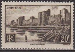 Remparts D'Aigues Mortes - FRANCE - 1941 - N° 501 ** - Nuovi