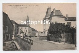 - CPA CIREY-SUR-VEZOUZE (54) - Centre De La Ville (avec Personnages) - Edition Pierson-Gall - - Cirey Sur Vezouze