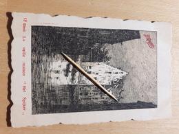 DIEST - Bouillon MAGGI - La Veille Maison  N°18 - Diest