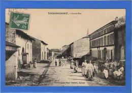 88 VOSGES - VAXONCOURT Grande-rue - Autres Communes