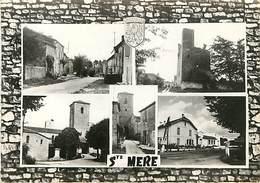 32 : Sainte Mere  Semi Moderne  Voyagée En 1965 - Francia