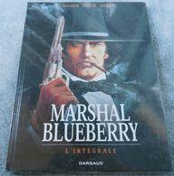 BD MARSHAL BLUEBERRY INTEGRAL, Neuf Sous Blister..........010320 - Blueberry