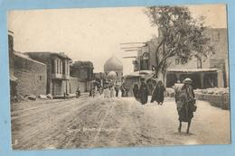 A063 Tuck's  Postcard     Typical Street In Baghdad  +++++++++++++++ - Iraq