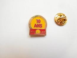 Beau Pin's , Photo , 10 Ans De Maxicolor - Photographie