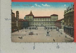 CARTOLINA VG ITALIA - FRANCHIGIA MILITARE - TORINO - Palazzo Reale - 9 X 14 - 1918 Per La FRANCIA - Palazzo Reale