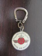 Aviation - Porte-clefs Compagnie Aérienne Royal Air Maroc - Porte-clefs