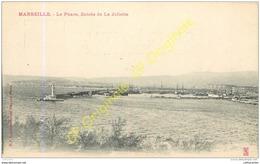 13. MARSEILLE .La Phare . Entrée De La Joliette . - Marseille